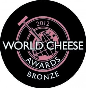 Premio World Cheese 2012 Bronze