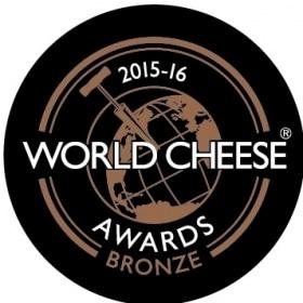 Premio World Cheese 2016 Bronze